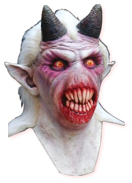 mascara de horror
