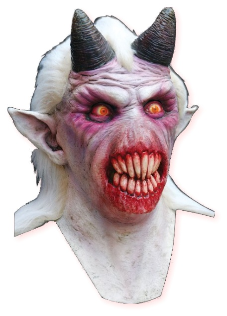 beast horror mask