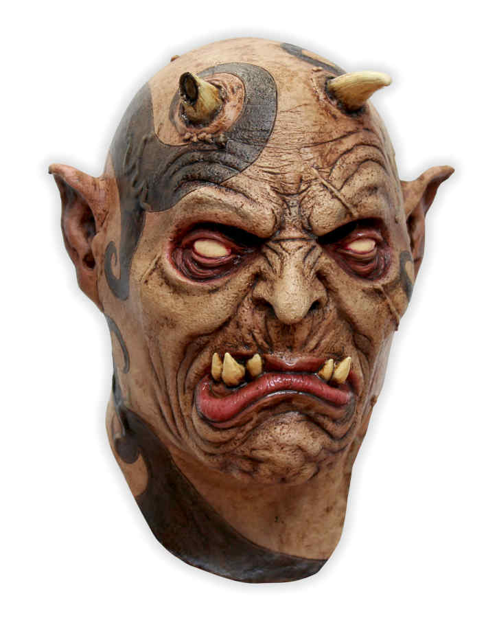 Beelzebub Latex Mask