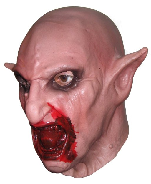Halloween Mask made from Latex 'Glutton'