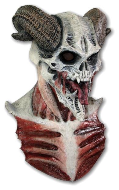Skull Devil Halloween Mask