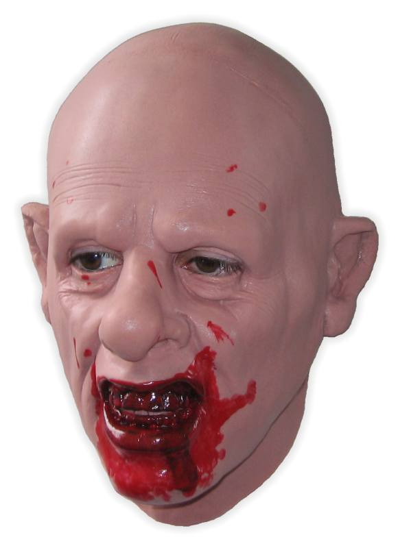 Latex Horror Mask