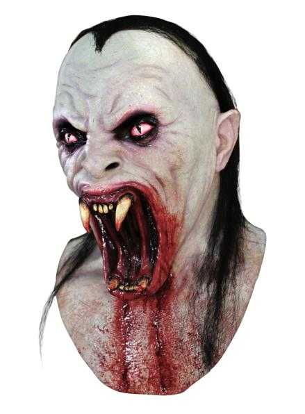 Viper Man Horror Mask