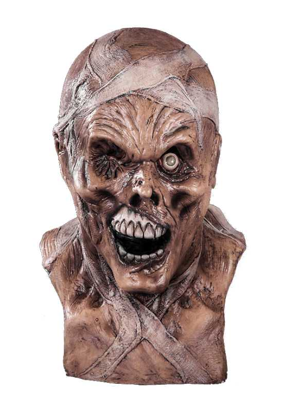 Mummified Zombie Mask