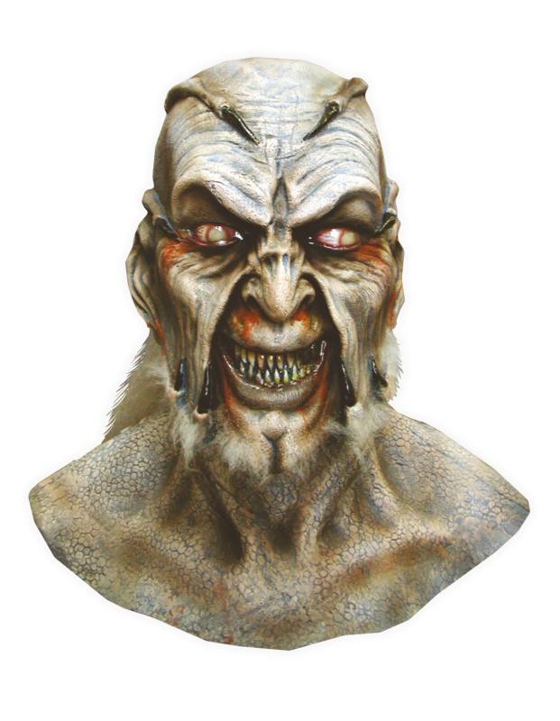 Halloween Horror Mask 'Warden of the Tomb'