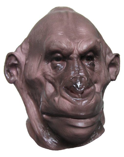 'Mountain Gorilla' Animal Latex Mask