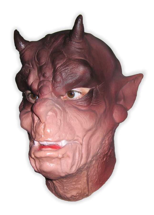 'Ogre Shaman' Latex Mask