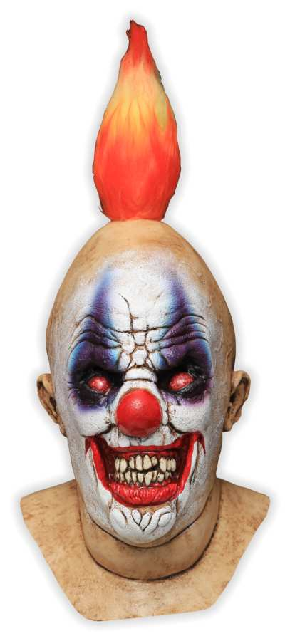 Party Clown Halloween Mask