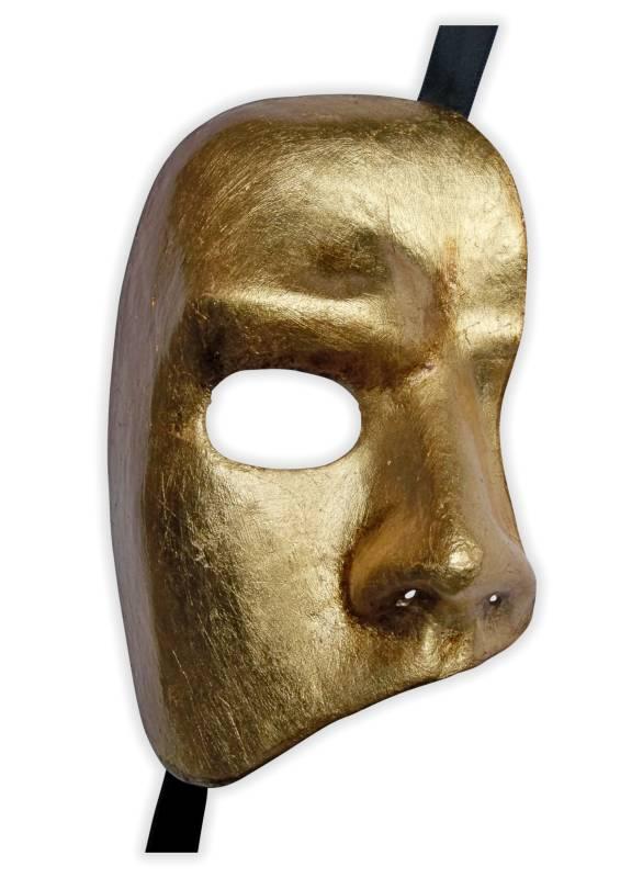 en kvinnelig eskorte maske