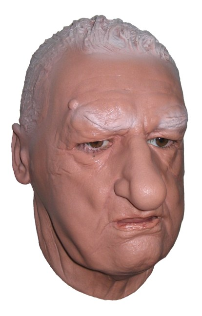 Realistic Latex Mask 'The Instructor'