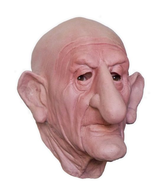 Charles de Gaulle Latex Mask