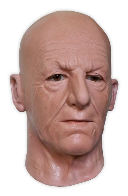 Realistic Latex Mask 'The Killer'