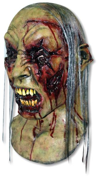 Mask for Halloween 'Rotten Zombie'