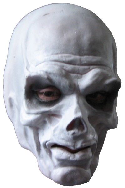 Grim Reaper Latex Mask