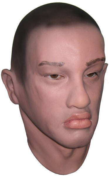 'Actor' Realistic Latex Mask