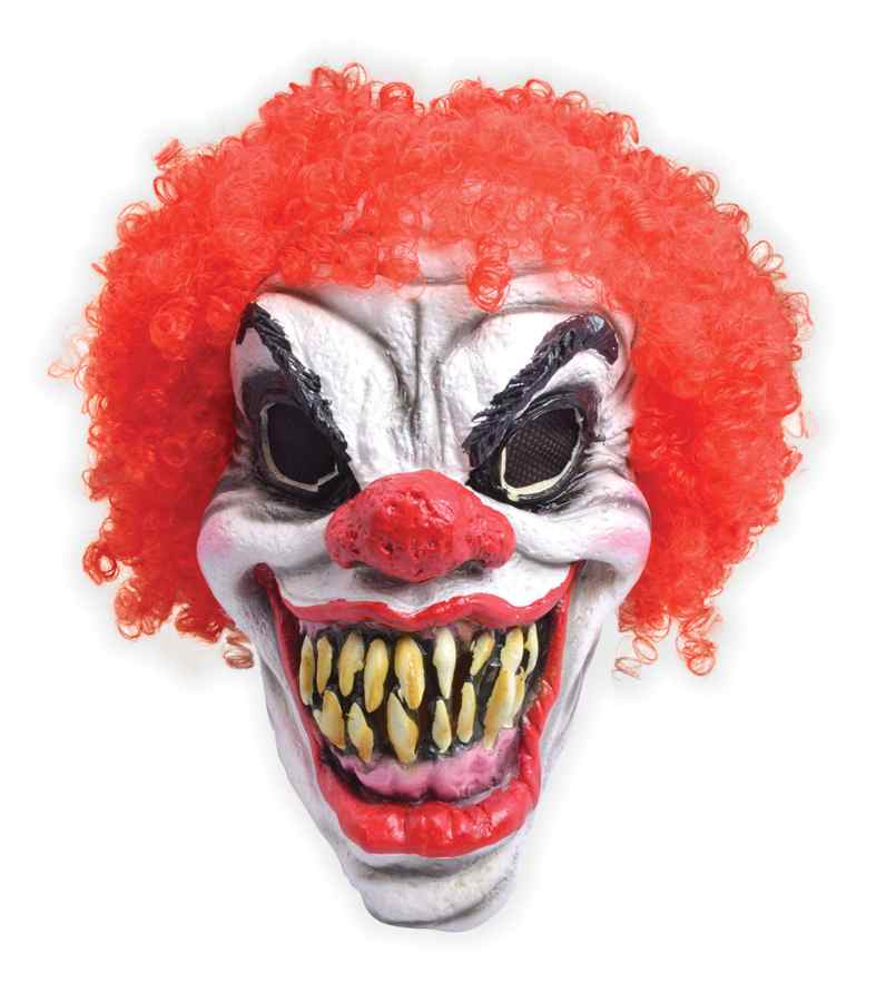 Big Scary Clown Mask