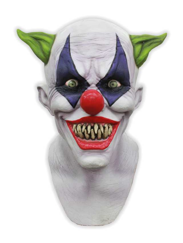 Bobo the Clown Halloween Mask