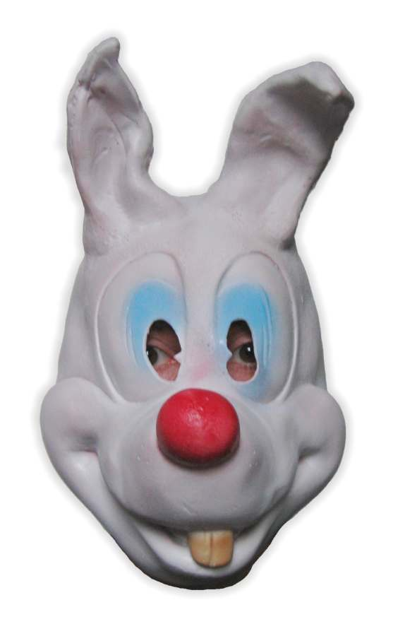 Comic Bunny Mask