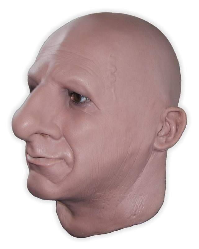 Latex Face Mask 'Paul'