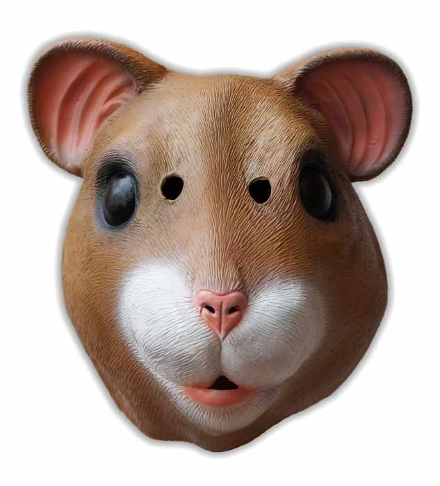 Hamster Mask Latex