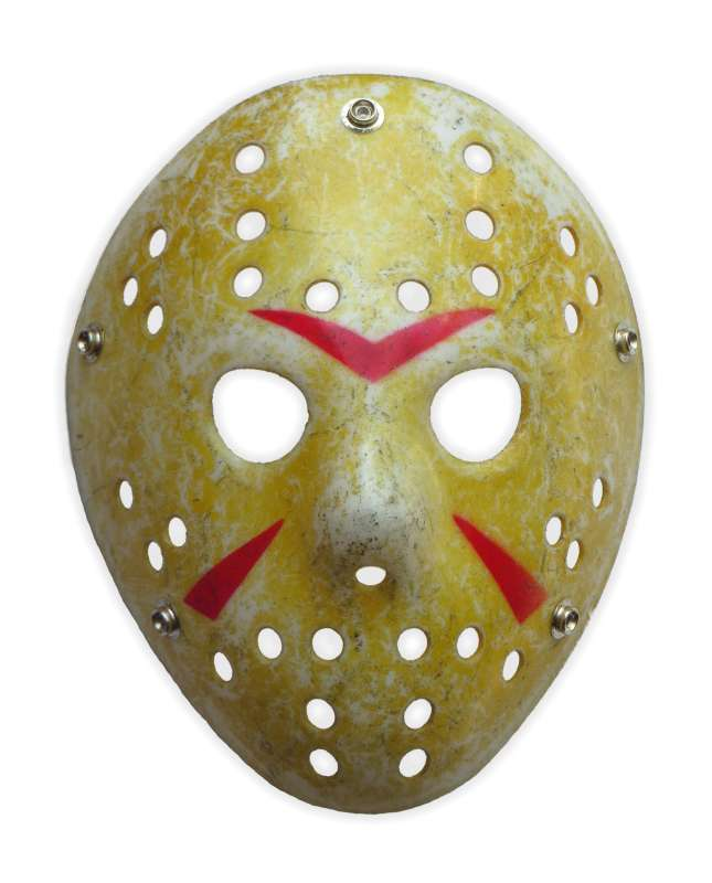 Hockey Maske Horrorfilm
