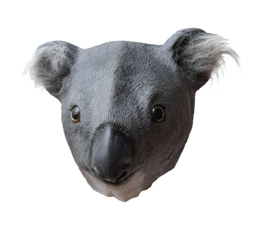 Koala Latex Mask