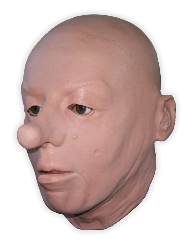 Notorious Liar Latex Mask