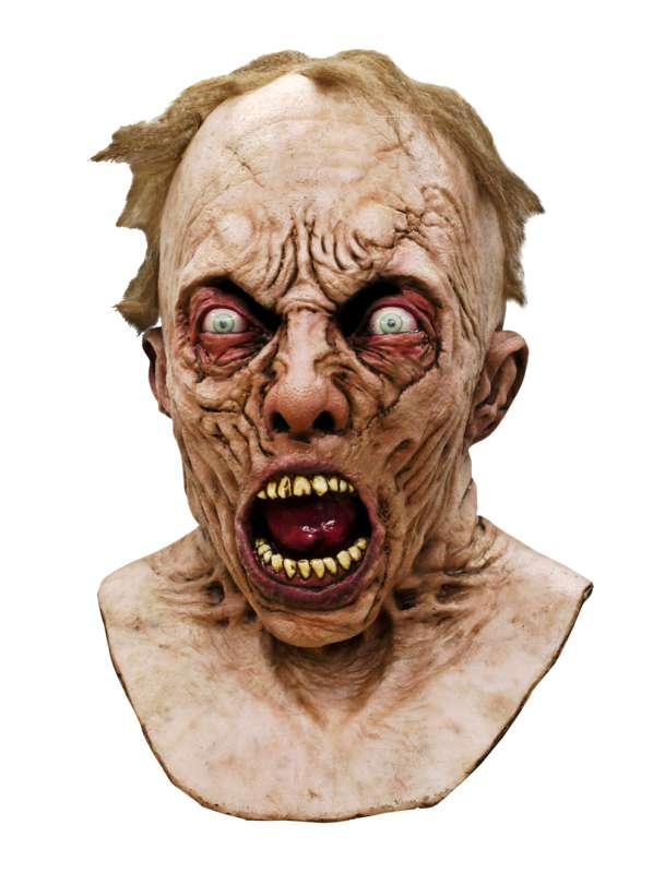 Mad Scientist Zombie Mask