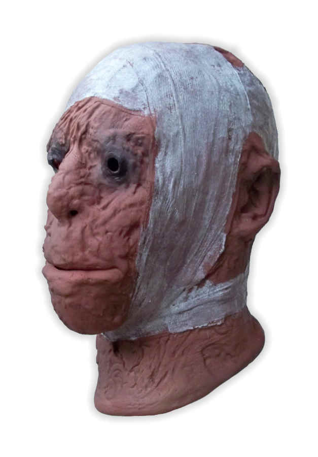Mummy Foam Latex Mask