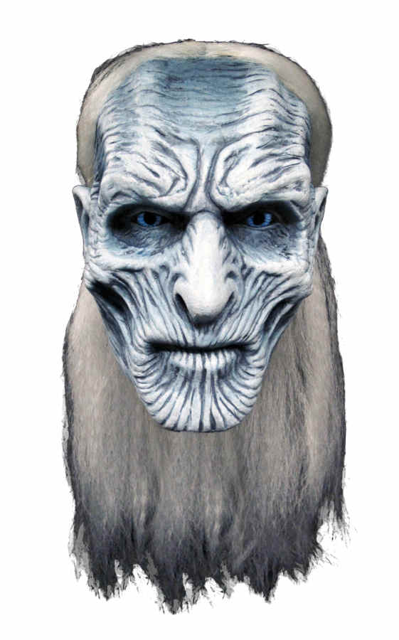 Game of Thrones White Walker Latex Mask