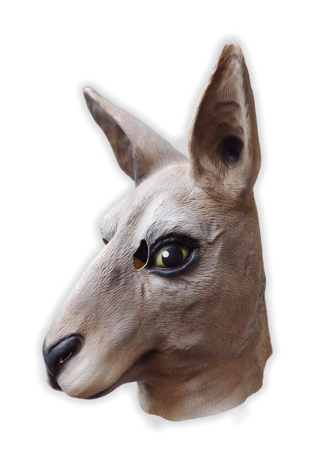 Kangaroo Mask Latex