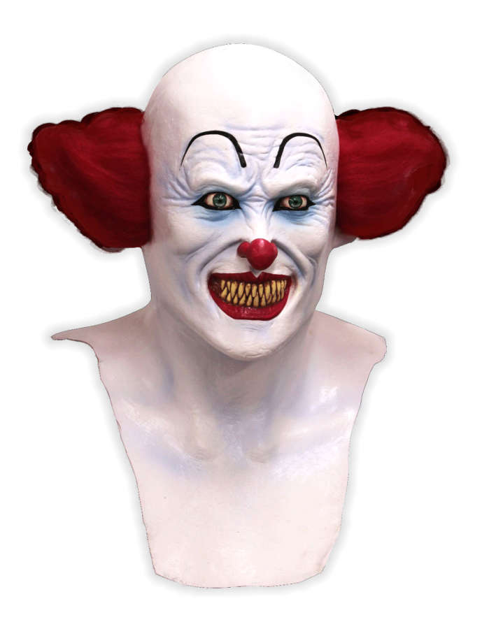 Halloween Clown Mask 'Coinwise'