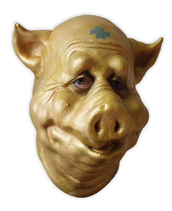 Masque de Cochon d'Or