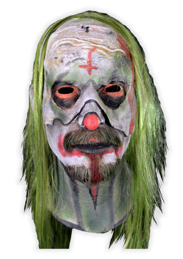 Psycho Mask Latex Rob Zombie 31