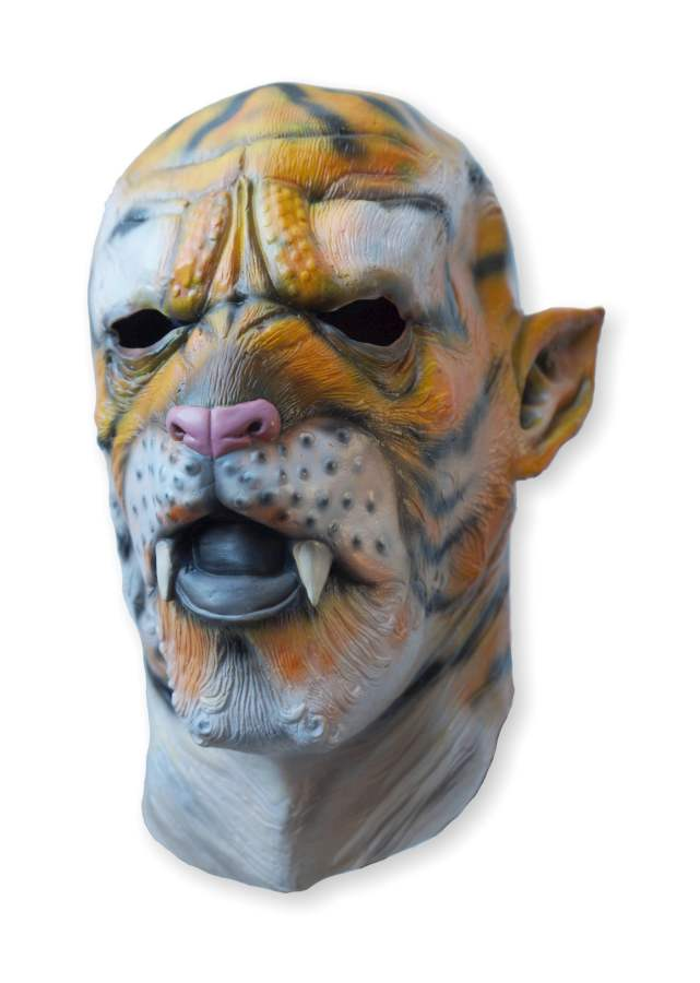 Tiger Man Mask