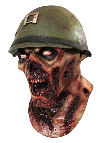Zombie Soldier Mask