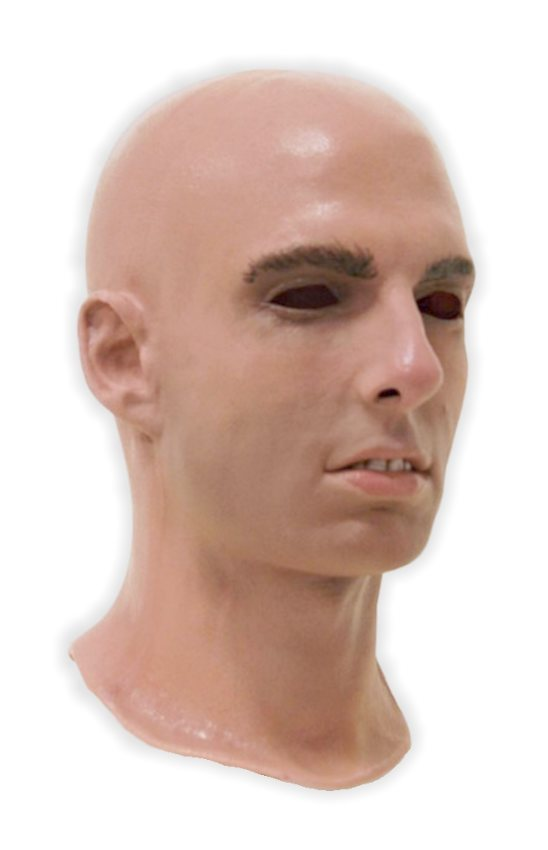 Realistic Latex Mask Young Man 'Tom'