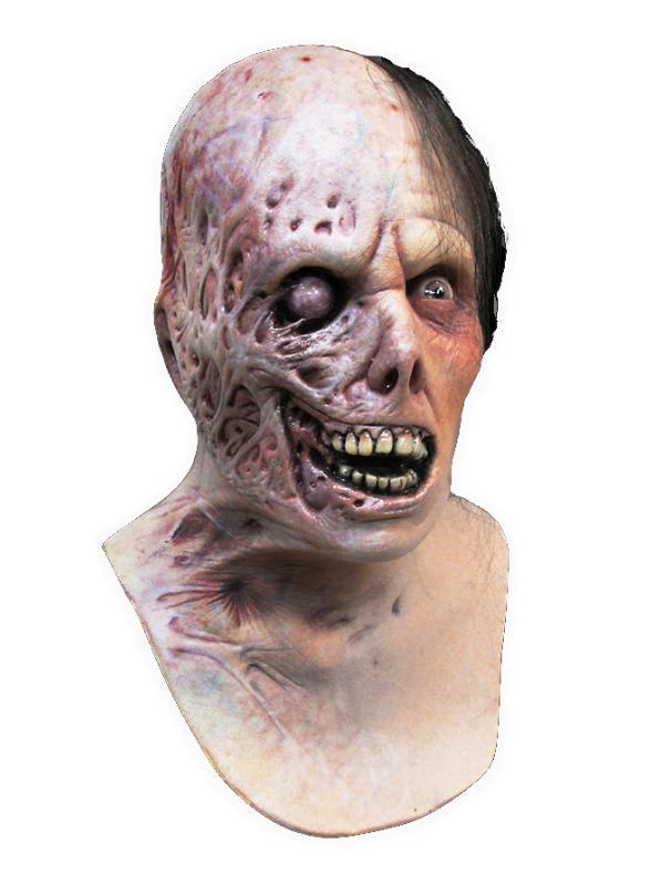 Mascara Halloween Cara Quemada MaskShopcom
