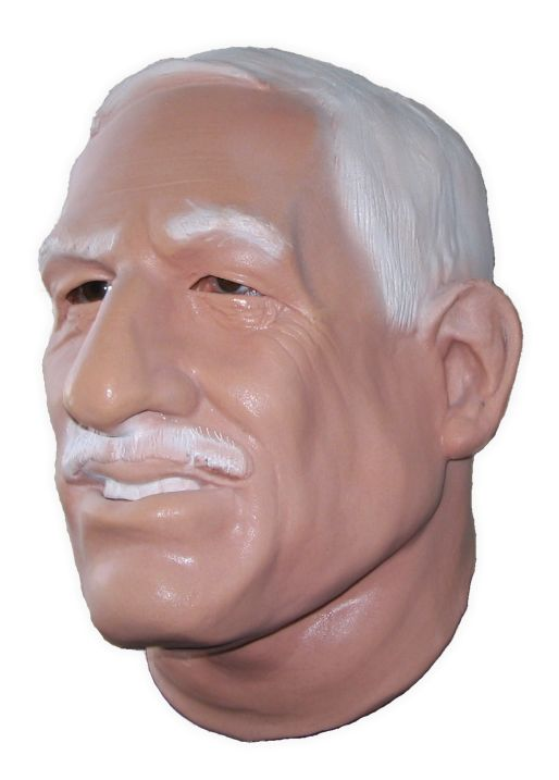 Chief Physician Latex Mask