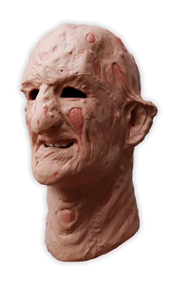 Foam Latex Mask 'Scary Janitor'