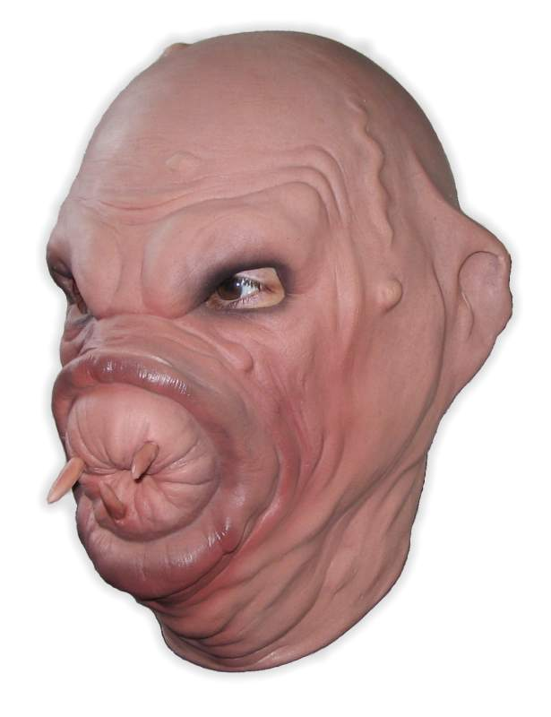 Canal Monster Latex Mask