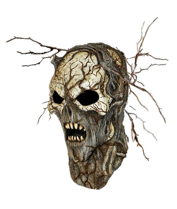 Tree Witch Horror Mask