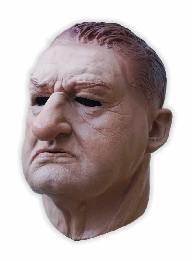 Realistic Mask Foam Latex 'William'