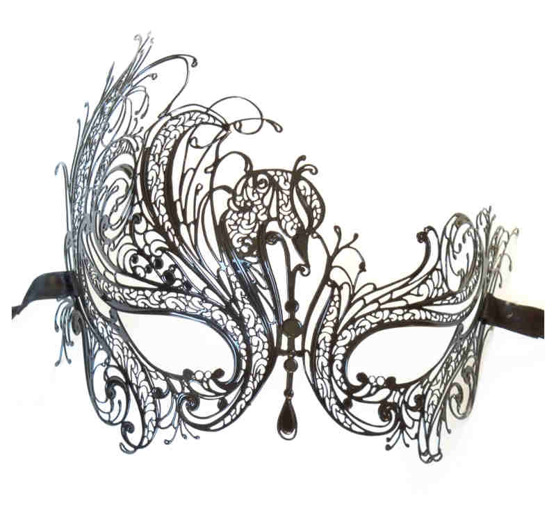 stunning filigree mask venice 39 eliane 39 mask. Black Bedroom Furniture Sets. Home Design Ideas