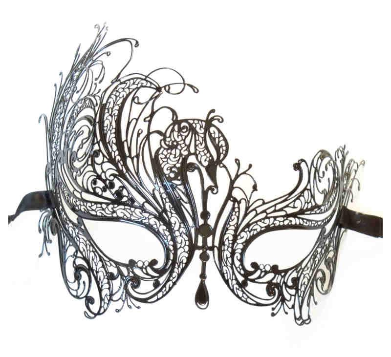 stunning filigree mask venice 39 eliane 39 mask. Black Bedroom Furniture Sets. Home Design Ideas