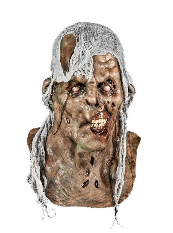 Drowned Body Zombie Mask