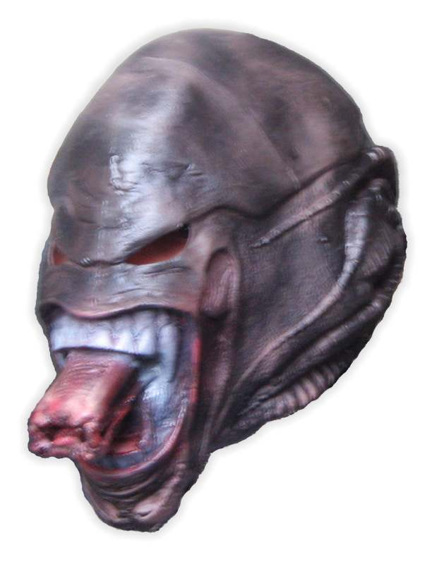 Monster from Deep Space Latex Masker