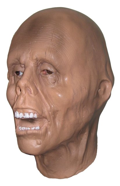'Mummy' Horror Mask for Costuming - Click Image to Close