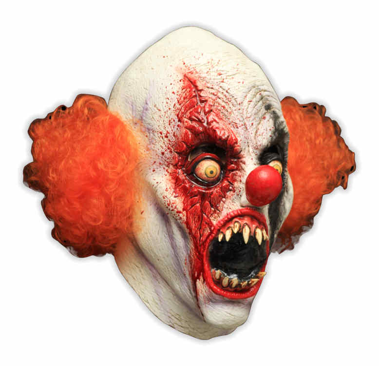 Perfidious Clown Mask