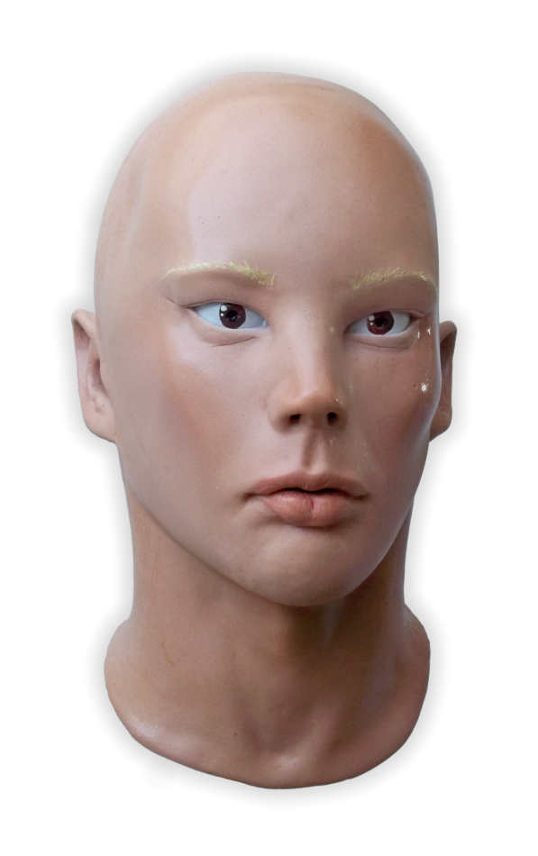 Realistic Latex Female Face Mask 'Emma'